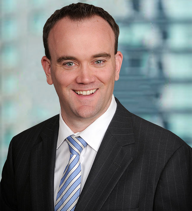 Jason Vandermeer Interim President & CFO
