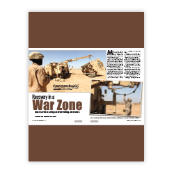 ARTICLE Recovery in a War Zone