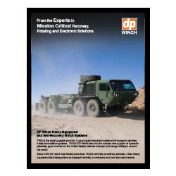 BROCHURE dp Winch Heavy -Equipment & Self Recovery